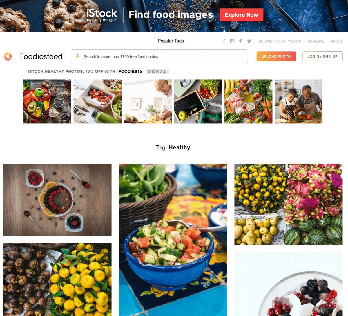 healthy Archives — Food Pictures • Foodiesfeed