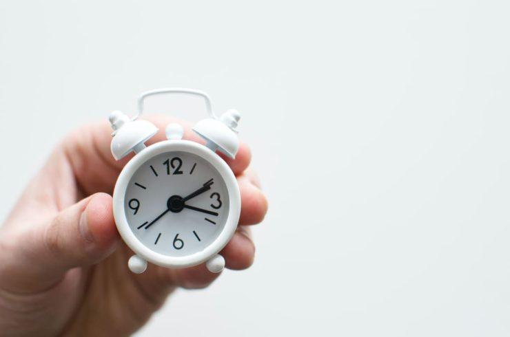 善用10分鐘20分鐘等短暫的時間