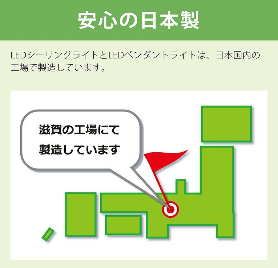 NEC HotaluX LED吸頂燈日本製造